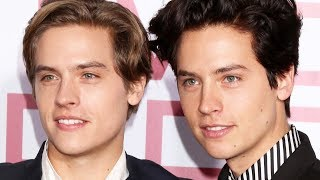 Cole Sprouse Hilariously ROASTS Dylan Sprouse's Mustache