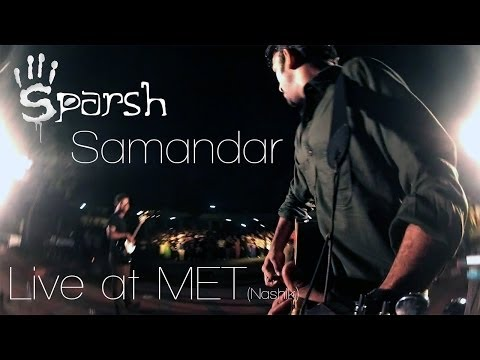 Sparsh - Samandar | Live at MET | HQ