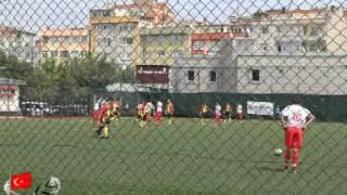 Zeytinburnu Güneşspor- Zafersporu 4-2 Yendi