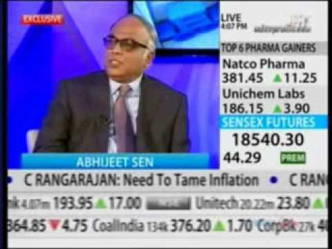 Mr. Sonjoy Anand - CFO, Tech Mahindra @NDTV Profit