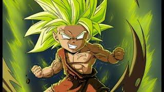 Brasca The Legendary Super Saiyan Is Born In Dragon Ball Multiverse