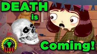 The Next Fran Bow Game is HERE! | Little Misfortune (Part 1)