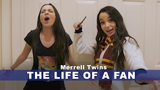 Download Lagu THE LIFE OF A FAN - Merrell Twins Gratis STAFABAND