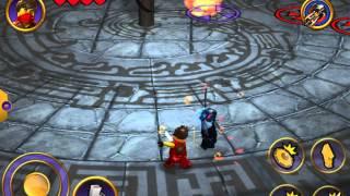 Прохождение игры лего ниндзяго часть 1
