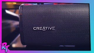 Best Budget Sound bar! Creative Stage 2.1 Soundbar Review