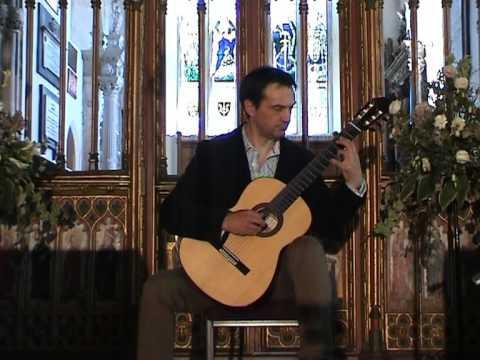 Andres Segovia - Segovia Study No 9