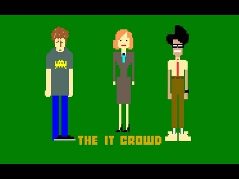 The IT Crowd - Series 3 - Episode 5 - Friend Face
