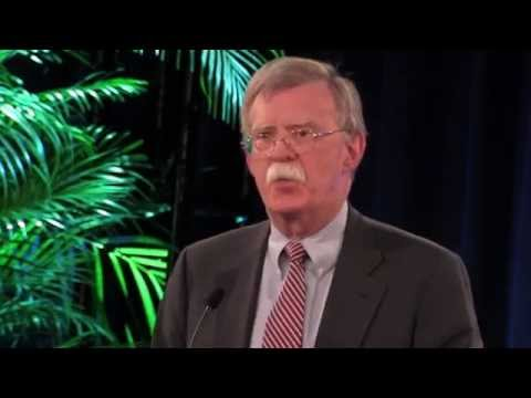 John Bolton: Reasons to thwart Kerry's deal on Iran (& N. Korea) nuclear weapons