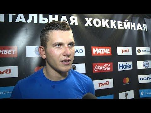 """Павел Падакин  - о победе над """"Торпедо"""""""