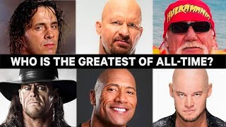 Who Is The Greatest WWE Superstar Of All-Time?