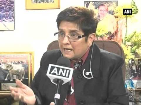 Kejriwal's language against PM Modi 'unforgivable': Kiran Bedi