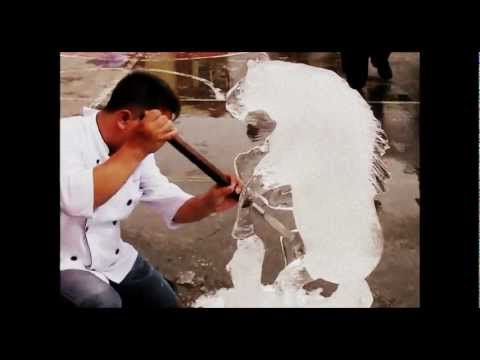 2012 Paete Ice Carving Competition