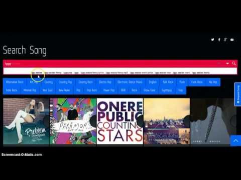 How to Download Any Instrumental, Karaoke Song