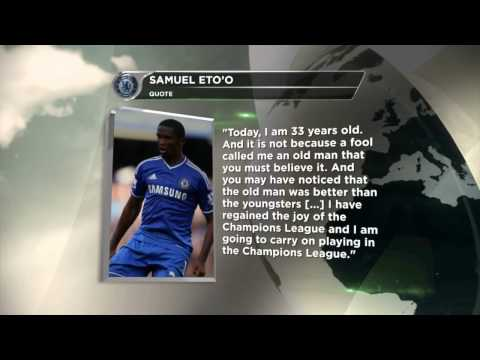 Samuel Eto'o: Jose Mourinho