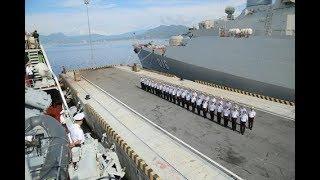 Tàu hộ vệ Gepard Việt Nam thực hiện hải trình dài nhất lịch sử hơn 9.000km tới 3 nước Đông Á