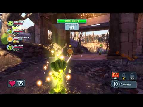 Plants Vs Zombies: Garden Warfare hands on