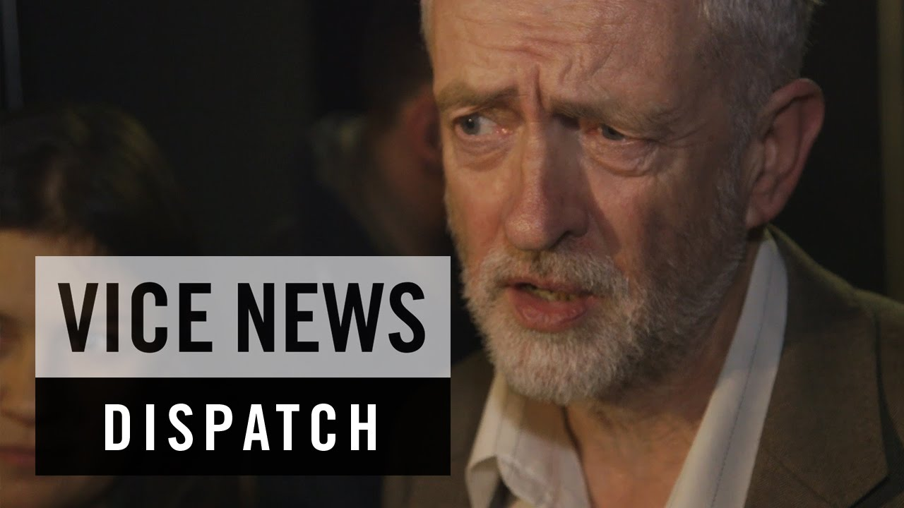 Naomi Klein and Jeremy Corbyn: COP21 - Climate Emergency (Dispatch 5)