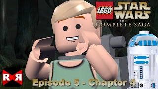 LEGO Star Wars: The Complete Saga - Episode 5 Chapter 4 - iOS / Android Walkthrough
