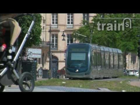 Tramway Bordeaux France