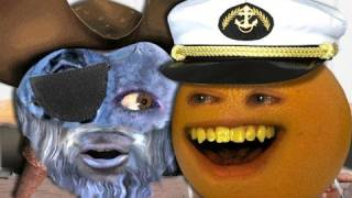 Annoying Orange - Naval Orange