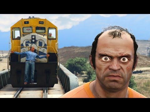 GTA 5 Fails & Random Moments: #36 (Grand Theft Auto V Compilation)