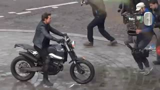 Mission Impossible-Fallout(2018) Official Trailer Tom Cruise BMW Bike chasing