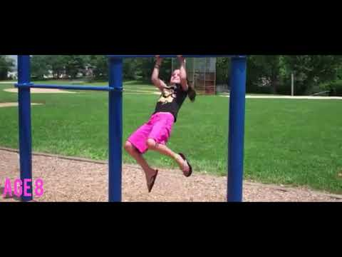 Annie leblanc final gymnastics evolution (age 2-13) read discription
