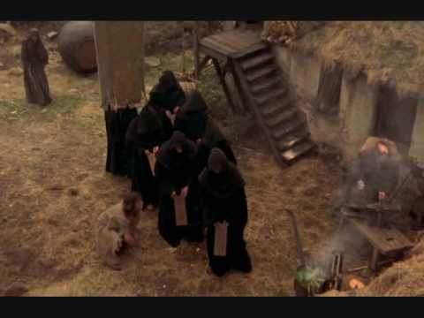 Monks - Monty Python and The Holy Grail