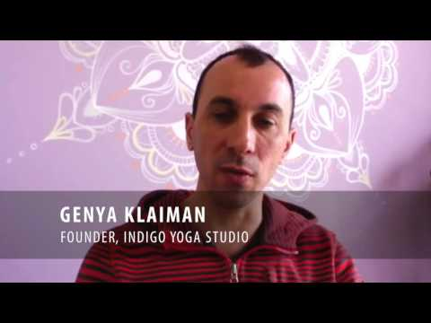 Indigo Yoga Studio - Testimonial