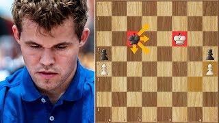 The Endgame   Svidler vs Carlsen    ECCC (2018)