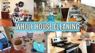 *NEW* WHOLE HOUSE CLEANING 2019 | ALL DAY CLEAN WITH ME | EXTREME CLEANING MOTIVATION | SAHM