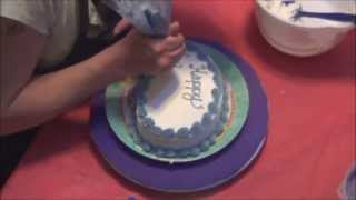 Chox Decorates Cakes 1:  Happy Father