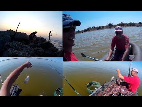миусский лиман ловля рыбы