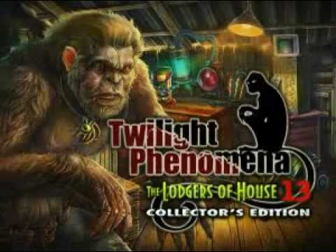 Twilight Phenomena: The Lodgers of House 13 Collector's Edition Gameplay 2012