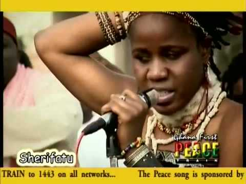 Ghana First Peace Song video