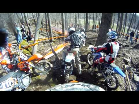 JDay 2013 KTM Berkshire GP GoPro C200 First Moto