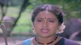 Poolarangadu Movie || Nutan Prasad Misbehaviour With Srilaxmi Scene || Rajendra Prasad, Ashwini
