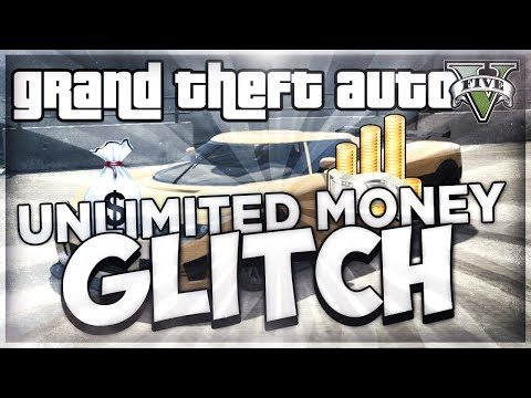 GTA 5 Online Glitch - Unlimited Money $30 MILLION EVERY HOUR!