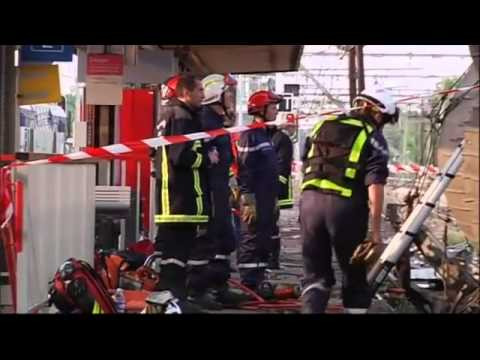 Paris Train Crash Faulty Track Likely Cause