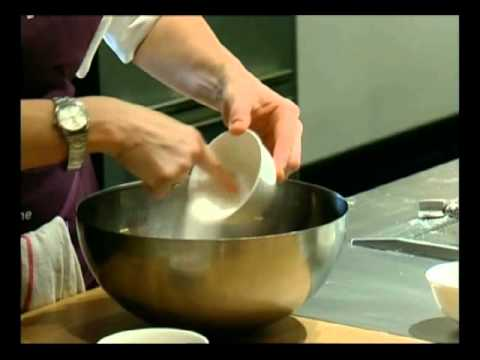 World Gourmet Summit 2011 Rachel Allen Culinary Masterclass, Chocolate Crème Brûlées