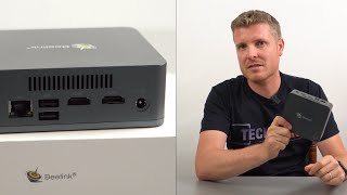 Beelink U55 Windows 10 Mini PC Review
