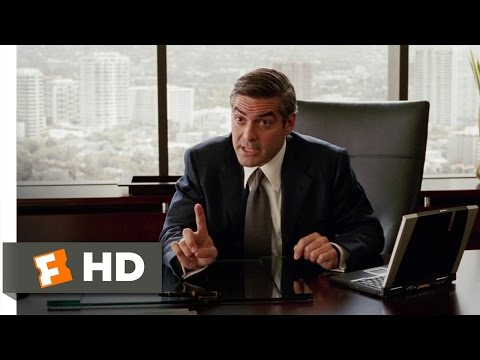 Intolerable Cruelty (1/12) Movie CLIP - I'll Take the Case (2003) HD