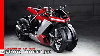 Lazareth LM 410 Four Wheeled Motorcycle
