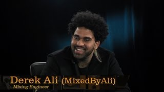 Mix Engineer 'Mixed By Ali' (Kendrick Lamar) - Pensado's Place #97