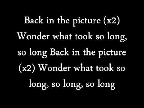 Rasmus - Back In The Picture