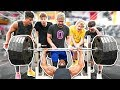2HYPE Bench Press Strength Test! Who Is The Strongest?!
