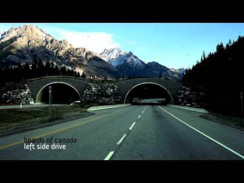 Boards of Canada - Left Side Drive