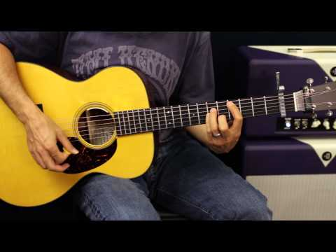 Brantley Gilbert - More Than Miles - How To Play - Guitar Lesson - Rhythm And Solo