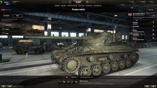 WoT Medium Tank Strv m/42-57 Alt A.2 PREVIEW | Swedish premium tank tier VI