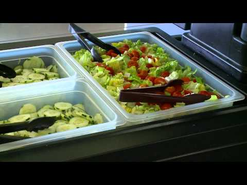 Healthy School Lunches at Nathan Hale School In New Haven